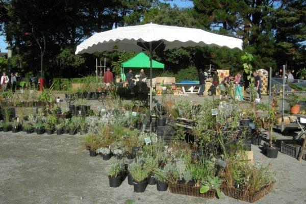 16ème fête des jardins naturels – La Bernerie (Halles)