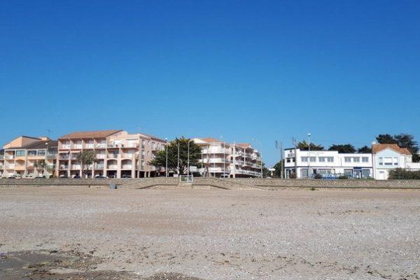 Nettoyage de la plage des Pins – St Brevin les Pins