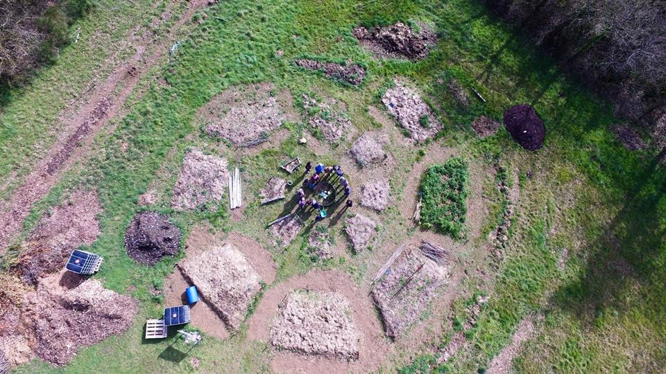 Chantier participatif : jardin extraordinaire – Sainte-Pazanne